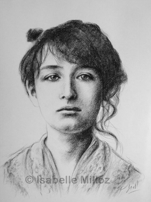 Camille Claudel by isaM